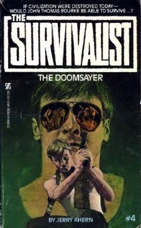 Free download The Doomsayer (The Survivalist #4) by Jerry Ahern PDF