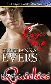 Ginger Snap by Shoshanna Evers