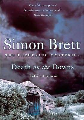 Death on the Downs (Fethering Series #2)