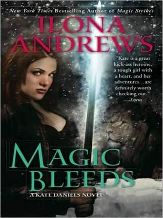 Audio Review: Magic Bleeds by Ilona Andrews