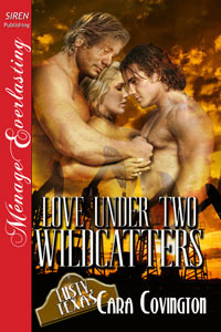 Download online Love Under Two Wildcatters (Lusty, Texas #4) by Cara Covington PDF