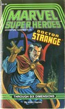 Doctor Strange in Through Six Dimensions by Allen Varney