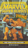 Marvel Super Heroes Gamebook #5 by Warren Spector