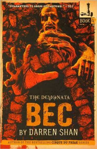BEC (The Demonata #4)