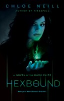 Hexbound: A Novel of the Dark Elite