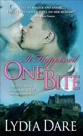 It Happened One Bite (Regency Vampyre Trilogy, #1)