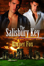 The Salisbury Key by Harper Fox