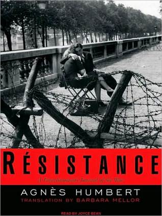 Resistance: A Frenchwoman's Journal of the War