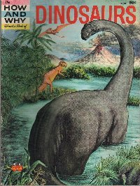 The How and Why Wonder Book of Dinosaurs (How and Why Wonder Books 5001)