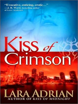 Kiss of Crimson (Midnight Breed #2)