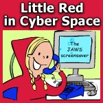 Little Red In Cyberspace by Meghan Price
