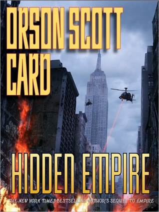 Hidden Empire: Empire Series, Book 2