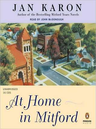 At Home in Mitford (Mitford Years #1)