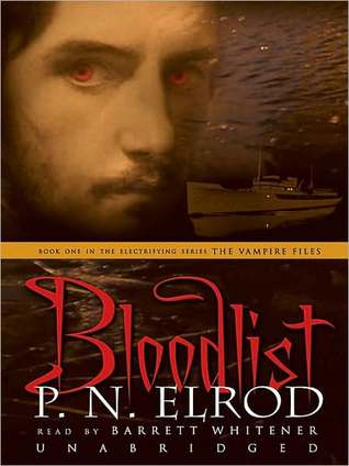 Bloodlist (Vampire Files #1)