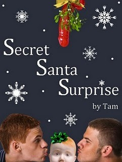Secret Santa Surprise by Tam Ames