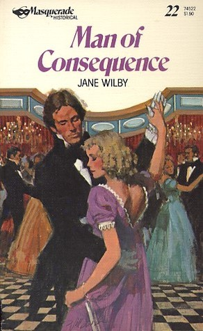 Man of Consequence (Masquerade #22)