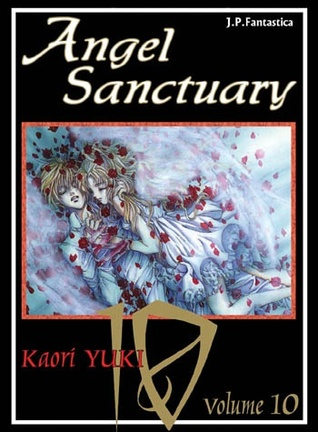 Angel Sanctuary, Tom 10 (Angel Sanctuary Deluxe #10)