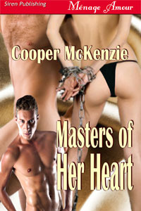 Masters of Her Heart (Club Esoteria #4)