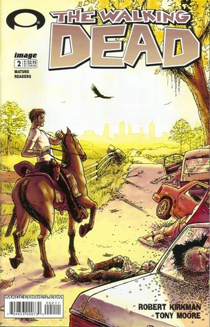 The Walking Dead, Issue #2 by Robert Kirkman