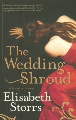 The Wedding Shroud by Elisabeth Storrs