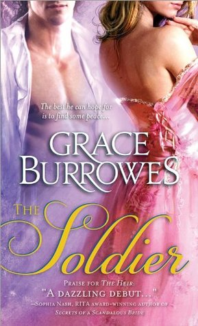 The Soldier (Duke's Obsession, #2) by Grace Burrowes