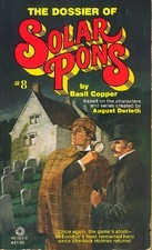 The Dossier Of Solar Pons by Basil Copper