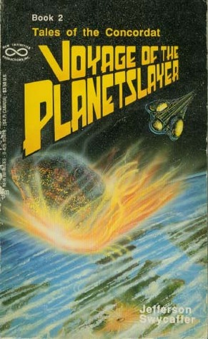 Voyage Of The Planetslayer