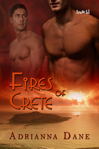 Fires of Crete by Adrianna Dane