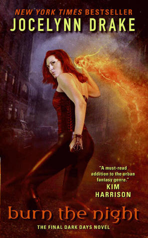 Burn the Night (Dark Days, #6)