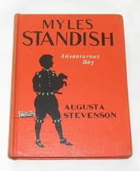 Myles Standish, Adventurous Boy (Childhood of Famous Americans)