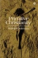 Primitive Christianity in its Contemporary Setting by Rudolf Karl Bultmann