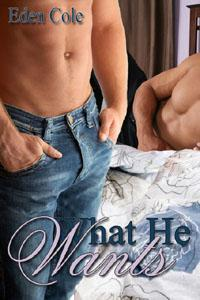 What He Wants by Eden Cole