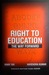Right to Education: The Way Forward