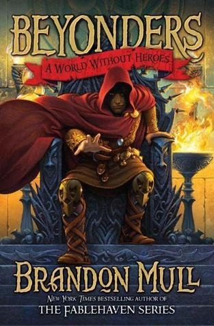 A World Without Heroes (Beyonders, #1)