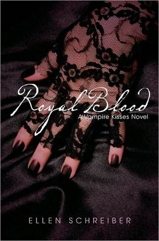 Vampire Kisses 6: Royal Blood (Vampire Kisses, #6)