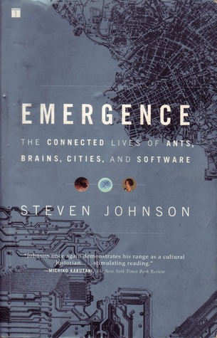 Emergence by Steven Johnson