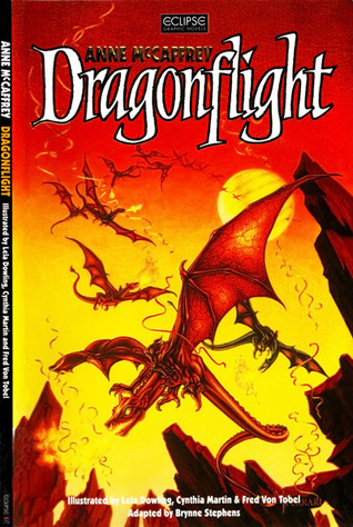 Anne McCaffrey's Dragonflight by Brynne Stephens