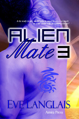 Alien Mate 3 by Eve Langlais