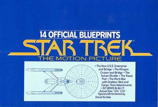 Star Trek The motion Picture: 14 Official Blueprints
