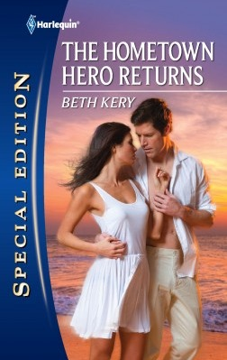 The Hometown Hero Returns by Beth Kery