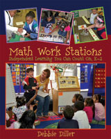 Math Work Stations by Debbie Diller