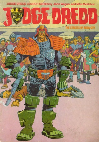 Streets of Mega City Dredd (Judge Dredd Colour)