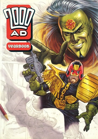 2000AD Yearbook 1995