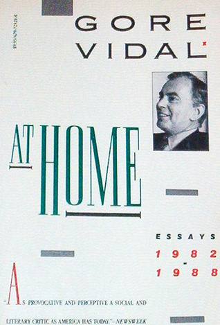 At Home by Gore Vidal