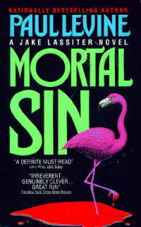 Mortal Sin book cover