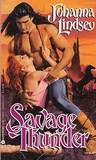 Savage Thunder by Johanna Lindsey