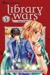 Library Wars: Love & War, Vol. 5 (Library Wars: Love & War, #5)
