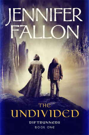 The Undivided by Jennifer Fallon