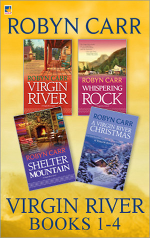 Virgin River Series #1-4 by Robyn Carr