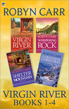 Virgin River Series #1-4